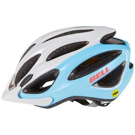 Bell Coast MIPS Helmet Women unisize Matte White/Glacier Blue Repose